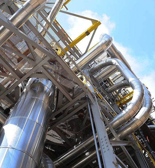 MACPOR - Isolamentos Térmicos Industriais
